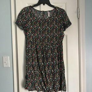 Xhilaration Target Floral Dress